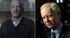 """Tom Hanks as Chesley """"Sully"""" Sullenberger (Sully, 2016)"""