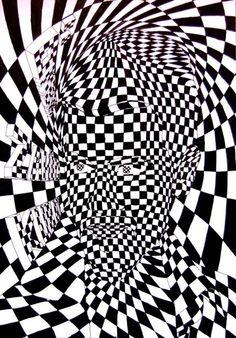 Optische illusies en gezichtsbedrog: Gezichtsbedrog en optische illusies