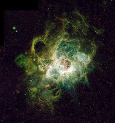 Amazing images taken from the Hubble Telescope