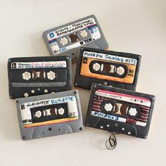Super Pop - Cassette Tape Cookies | doctorcookies