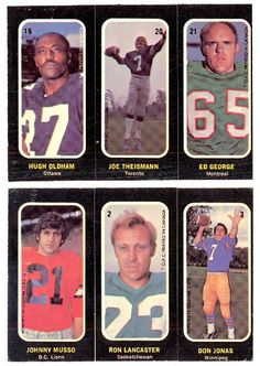 1972 O-Pee-Chee Canadian League Football Trio Sticker Inserts, Buy football Cards | Buy Vintage football Cards for Cash, Buying football Cards | Buying Vintage football Cards for Cash, values for all Vintage sports trading cards, We are always buying football cards. Prewar vintage collections and modern. | Sell football Cards | Sell Vintage football Cards | Selling football Cards | Selling Vintage football Cards| Buy football Cards, Online Vintage Sports Card Buyers Pay Cash