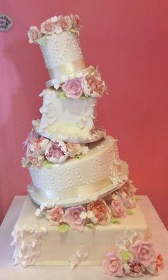 #matrimoni #cakedesign