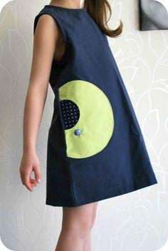 Cute pocket idea