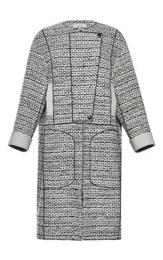 Tweed Coat by Nina Ricci - Moda Operandi
