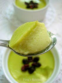 Peng's Kitchen: Avocado Milk Pudding