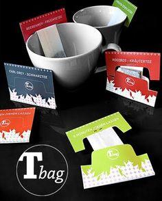 LOGOTIPO |DISEÑO GRÁFICO | WEB: Increibles y creativos diseño empaques de tea