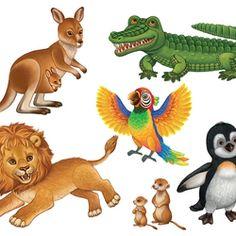 животные для детской книжки