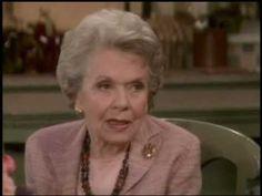 As the World Turns: Helen Wagner's Final Scene as Nancy Hughes