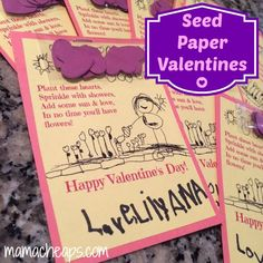 MAKE IT: Seed Paper