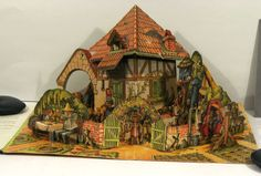 Peter and Sally on the Farm. (Pop Up Book) by (KUBASTA)) from Old Imprints | Portland , OR | Bibliopolis