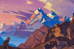 Compassion 1936  Nicholas Roerich