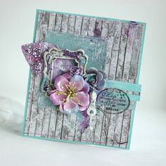 Valentine's card from Scrapbooking 247