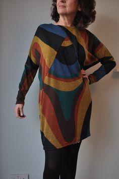 GBSB Drapey Knit Dress