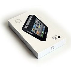 BIDUL i-Wireless Case 4B : Coque de chargement iPhone 4 / 4S pour chargeur sans fil (technologie QI) - Couleur : Noire. BIDUL http://www.amazon.fr/dp/B00M0Z6E5S/ref=cm_sw_r_pi_dp_kjz0tb19CGQQAH0B