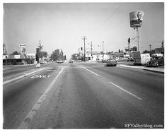 Topanga and Sherman Way in Canoga Park.