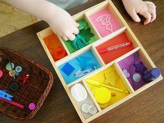 kleuren sorteren