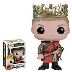 Game of Thrones King Joffrey Series 3 Funko Pop! Vinyl Collectible Figure - New | eBay