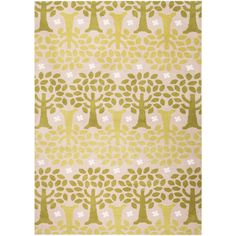 Jaipur Iconic By Petit Collage Trees IBP01 Rug