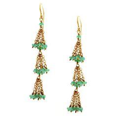 http://rubies.work/0285-sapphire-ring/ Gemstone Drop Earrings Stone: Emerald