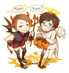 Hannibal: Halloween 2013 by mixed-blessing.deviantart.com on @deviantART