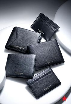 561c4147f98a Sleek, slim and stylish Michael Kors wallets and card cases are the perfect  gift for