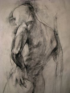 Looking for some figure drawing inspiration? Check out these amazing life drawings from some incredibly talented artists. Human Figure Drawing, Figure Sketching, Body Drawing, Anatomy Drawing, Anatomy Art, Life Drawing, Body Sketches, Art Sketches, Art Drawings