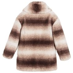 https://www.childrensalon.com/checkout/cart/#a_aid=51f456f914eb5 This exquisitely soft synthetic fur coat by Monnalisa is a wonderfully luxurious choice for a very special little girl. Heads will turn when she arrives wearing this beautiful piece, making her feel like the most important person in the room.