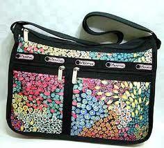 Lesportsac Deluxe Everyday Bag Flower Market