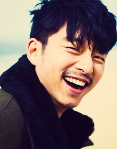 Pure Pretty: A Gong Yoo Birthday Tribute Gong Yoo Smile, Yoo Gong, Park Hae Jin, Park Seo Joon, Asian Actors, Korean Actors, Korean Dramas, Goong Yoo, Korean Military
