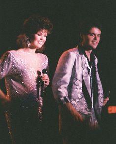Marie Osmond & Donny Osmond in Ohio.