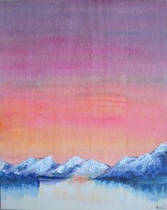 Awake  ORIGINAL painting by Ruth Oosterman  by RuthOosterman