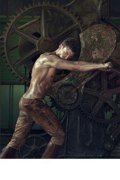 Fotograaf Erwin Olaf - J&I production