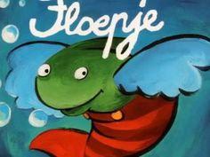 Prentenboek: Floepje en het water