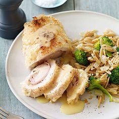 Chicken Cordon Bleu - from Family Circle