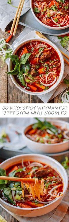 #Bo #Kho: #Spicy #Vietnamese #Beef #Stew recipe by the Woks of Life