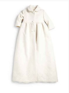Infant's Christening Coat from Dolce & Gabbana | The Most Expensive Children's Clothes In The World