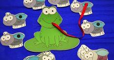 Naucz dziecko czytać metodą krakowską. Wykorzystaj bezpłatne karty pracy do kreatywnych zabaw. Głodne żaby świetnie sprawdzą się w terapii logopedycznej. Zabawy logopedyczne są ważnym elementem wspierania rozwoju mowy dziecka. Alphabet Activities, Book Activities, Learning Time, Speech Therapy, Diy And Crafts, Preschool, Family Guy, Snoopy, Kids Rugs