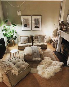 Sully Large Floor Cushion, Teal Cotton Slub