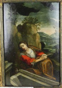 Magdalena Anònim castellà s.XVI