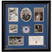 "Coast Guard 16"" x 17"" Medallion Collage Frame"