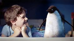 We are absolutely LOVING the latest John Lewis Christmas ad! #MontyThePenguin: John Lewis unveils new Christmas ad - video | Business | The Guardian If you haven't seen it yet...check it out now!!! We know #Christmas is almost here when this hits our screens!