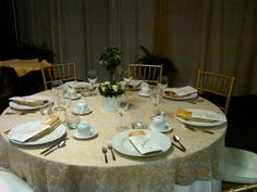 Gold Decor, Wedding Reception by Jump the Broom Event Planning 330.577.3271.