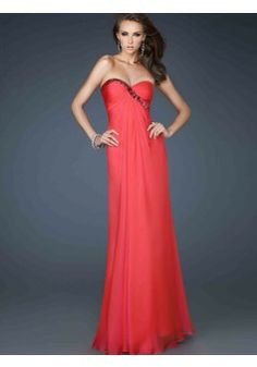 A-line Sweetheart Chiffon Red Long Prom Dresses/Evening Dress With Rhinestone #FC095 - See more at: http://www.victoriasdress.co.uk/prom-dresses/red-prom-dresses.html#sthash.ZghqTWca.dpuf