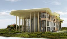 Soheil Abedian School of Architecture on the Gold Coast, QLD at Bond University.
