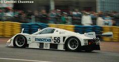 56 - Mazda 787 #002 (Advanced) - Mazdaspeed Le Mans 24 Hours 1991
