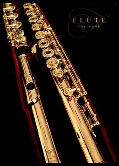Powell 14k Handmade No.11390. Can I please have one? Just one Powell flute please?!