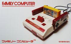Famicom completa 33 anos de seu lançamento no Japão.