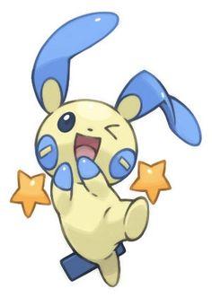 No.312 cheer Pokemon Maenan