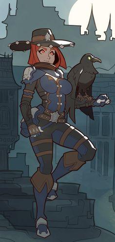 Nightbane Cassie
