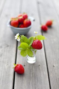 Food | Nourriture | 食べ物 | еда | Comida | Cibo | Art | Photography | Still Life | Colors | Textures | Design | Strawberries.